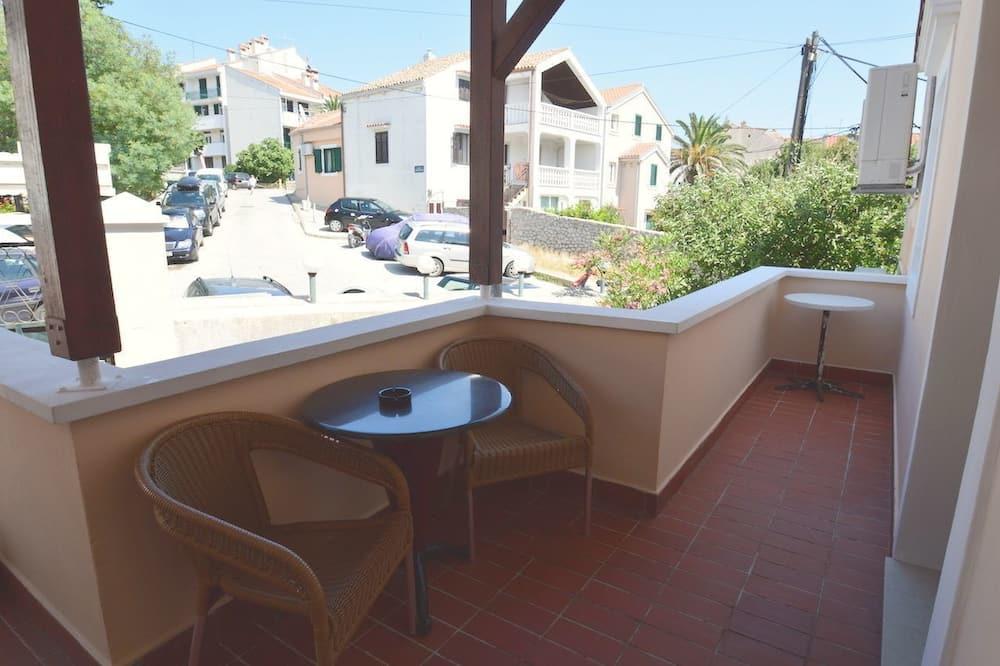 Apartment (A3) - Balcony