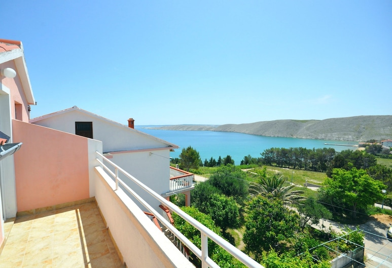 Apartments Andelo, Pag, Appartement (A1), Balkon