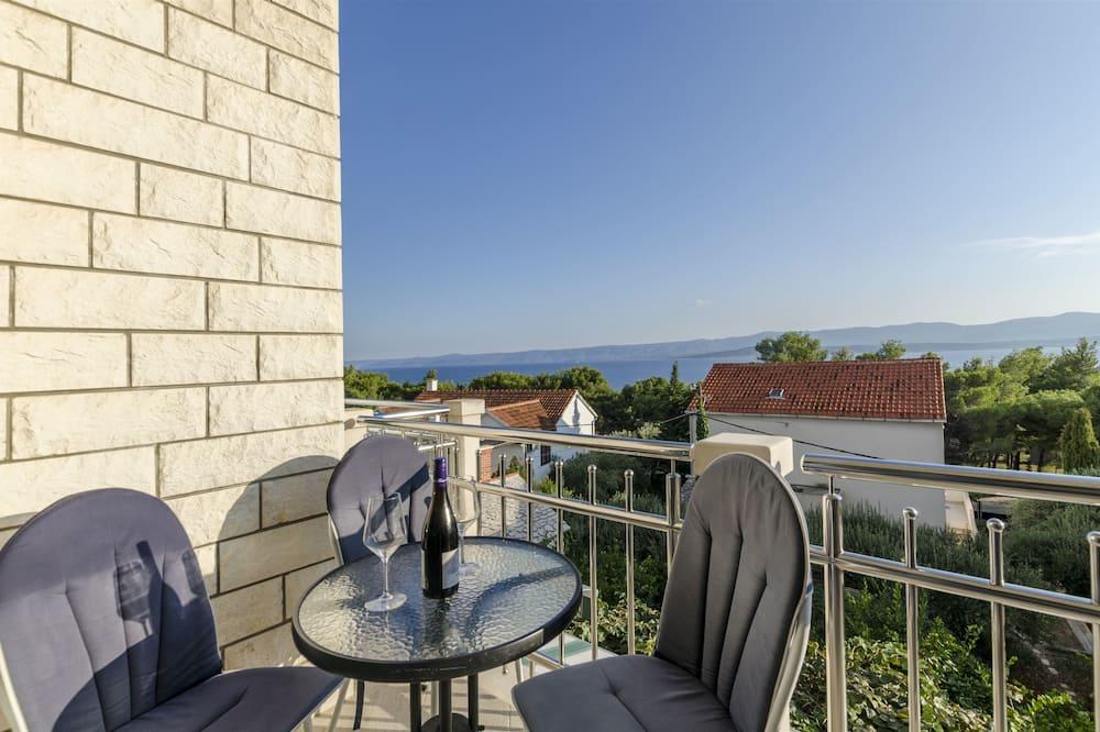 Apartment (A1) - Balcony