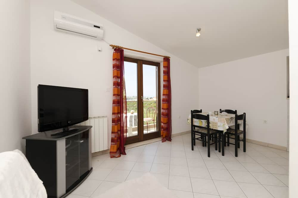 Apartmán (A3) - Obývací pokoj