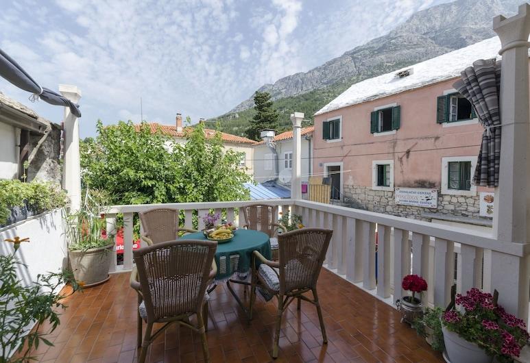 Apartments Tanja, Baska Voda, Apartment (A1), Terrace/Patio