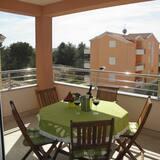 Apartamentai (A2) - Balkonas