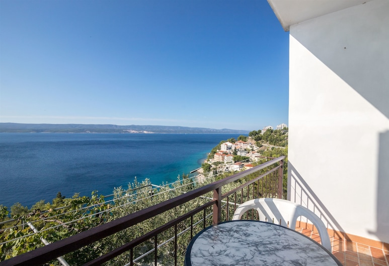 Apartments Gordana, Omis, Apartment (A1), Balcony