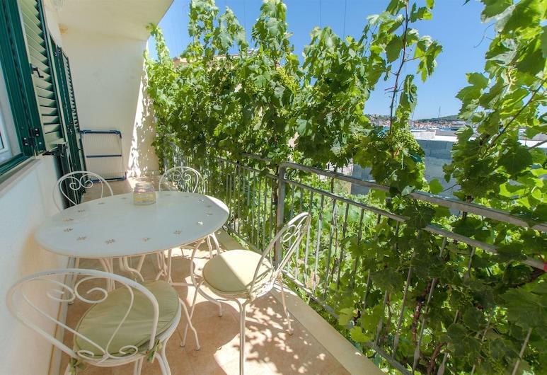 Apartments Jasminka, Rogoznica, Apartment (A2), Balcony