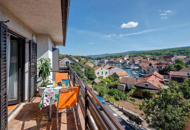 Apartment Amula, Jelsa, Apartment (A1), Terrace/Patio