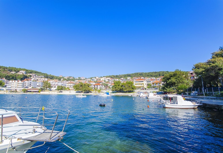 Apartments Alen, Trogir, City view from property