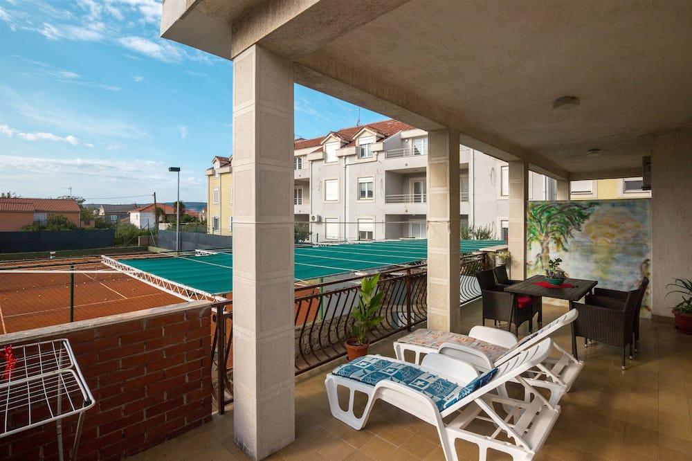 Apartmán (A3) - Balkón