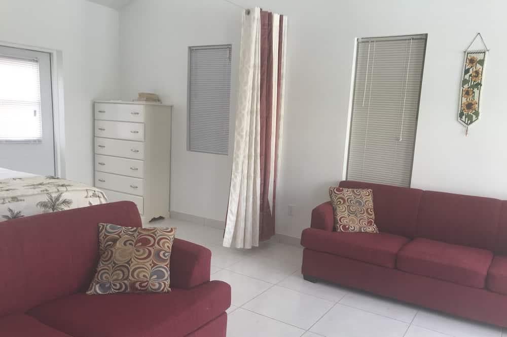 Studio Apartment 1 - Living Area