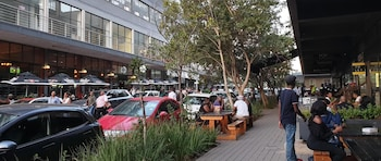 Picture of Main Street Life in Johannesburg