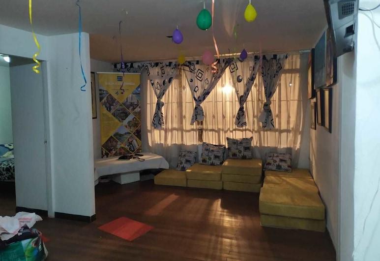 Hostal Donde Lili, בוגוטה, אזור ישיבה בלובי