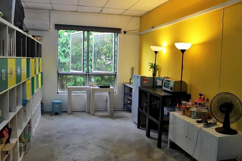 Spoločná zdieľaná izba typu Basic - Spoločná kuchyňa