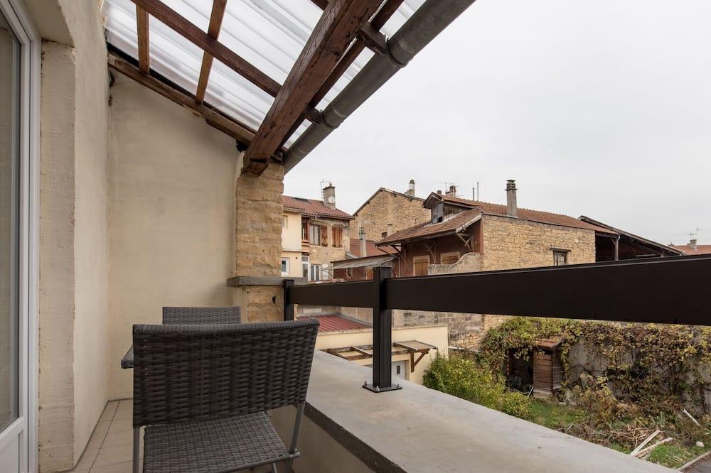 アパートメント (Le Balcon des Moulins) - バルコニー
