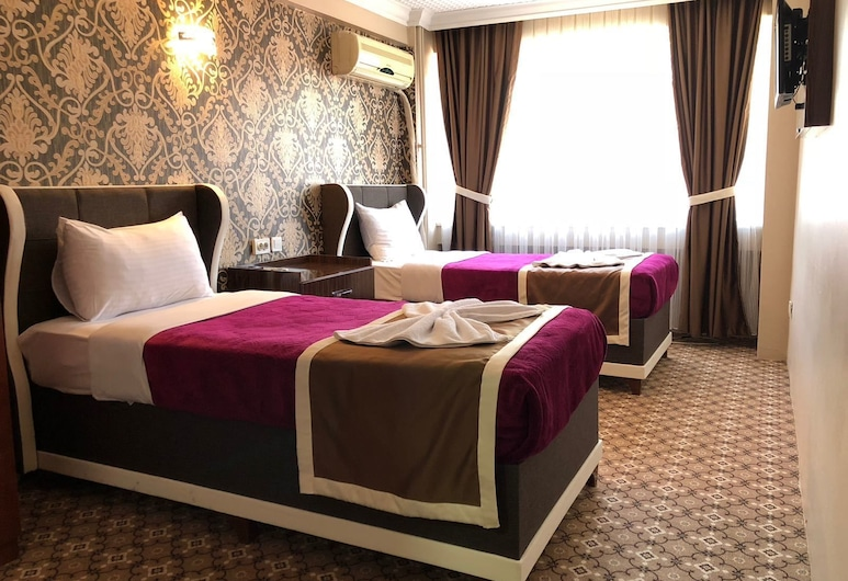 Hotel Metropol, Istanbul, Comfort Twin Room, Guest Room