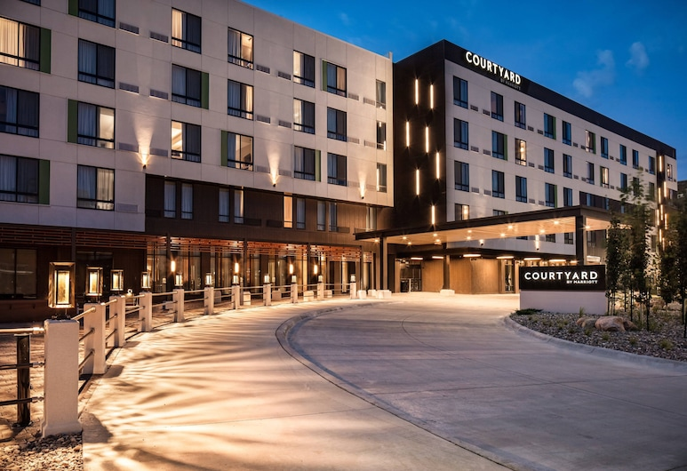 Courtyard by Marriott Sioux City Downtown/Convention Center, Sioux City, Exterior