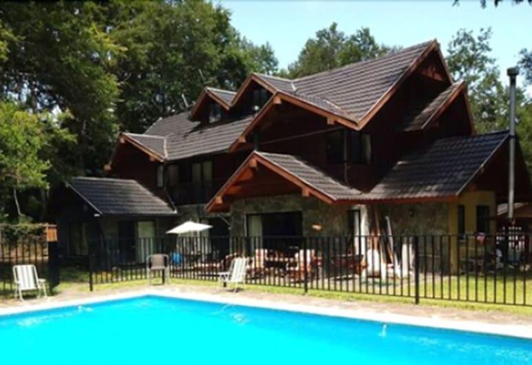 Casa de Noah Bed & Breakfast, Pucon, Venkovní bazén