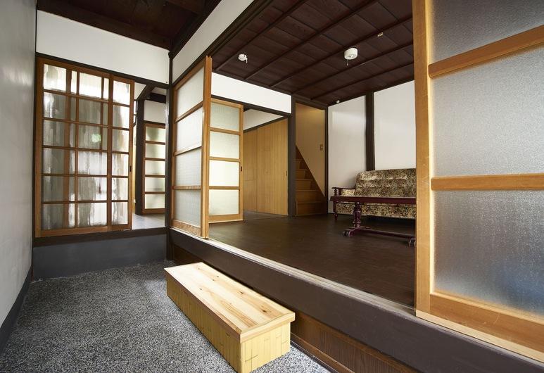 Base Karasuma Imadegawa, Kyoto, Interior Entrance