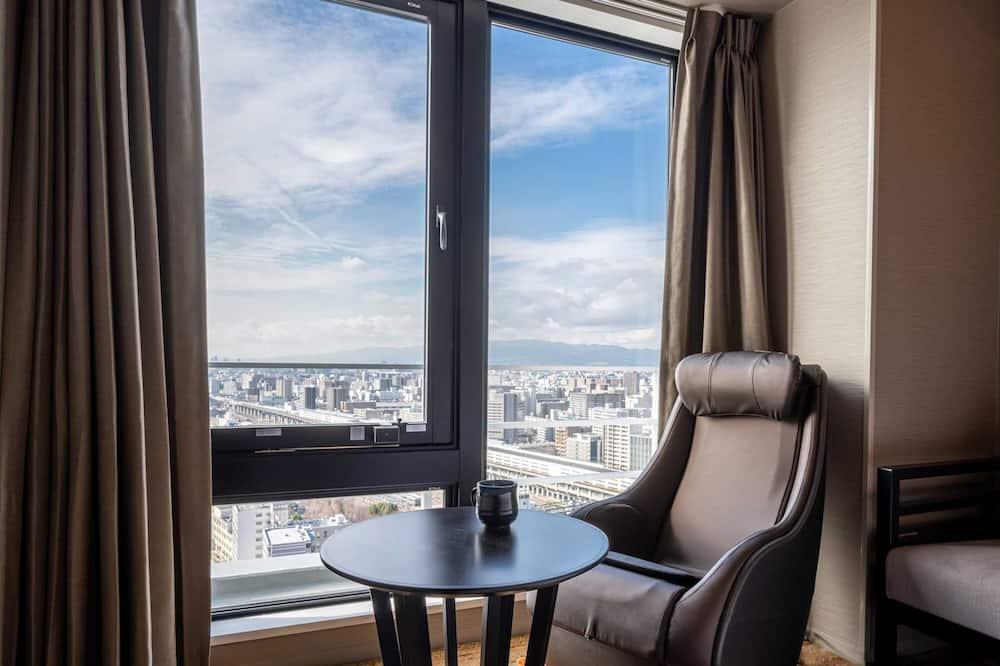 [High Floor] Luxury View Twin Room - Guest Room View