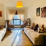 דירת יוקרה, 4 חדרי שינה - אזור מגורים
