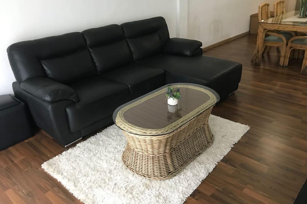 Appartamento Standard, 3 camere da letto - Area soggiorno