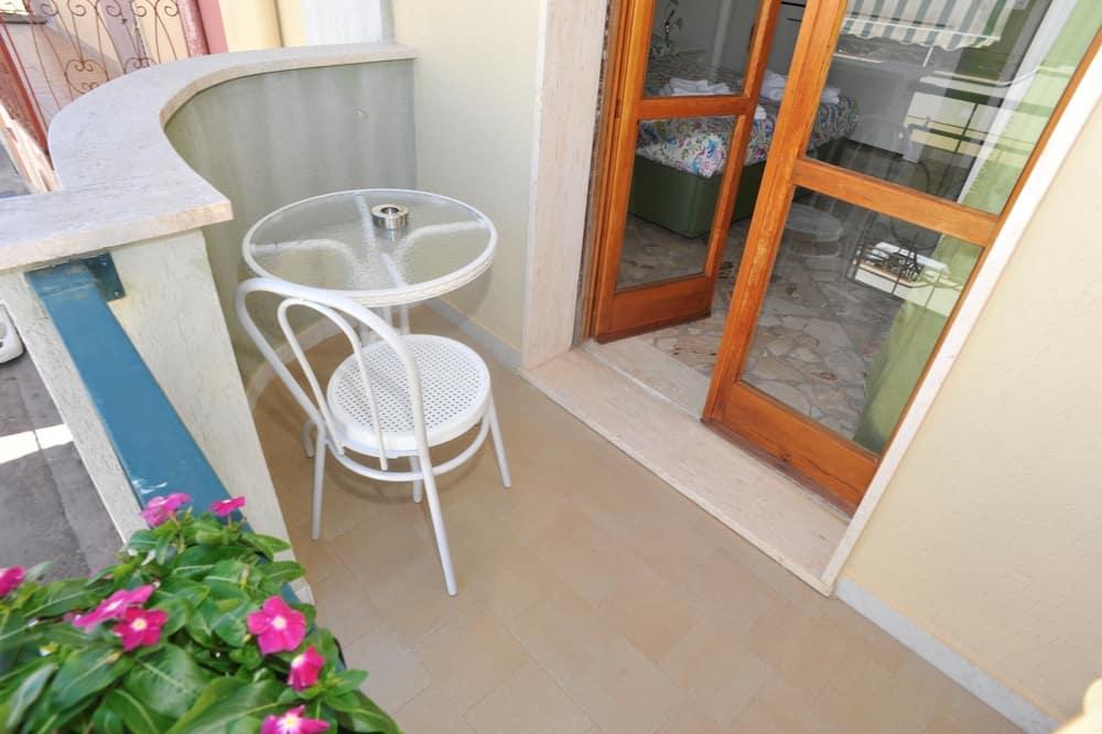 Vierpersoonskamer (Zaffiro) - Balkon