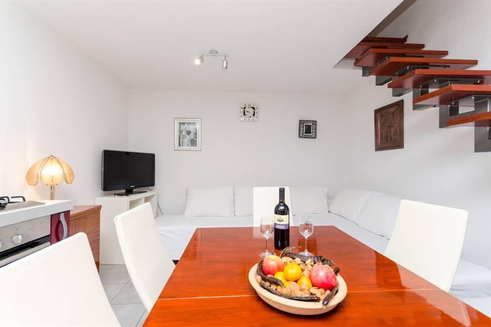 Apartment (A1) - Wohnzimmer