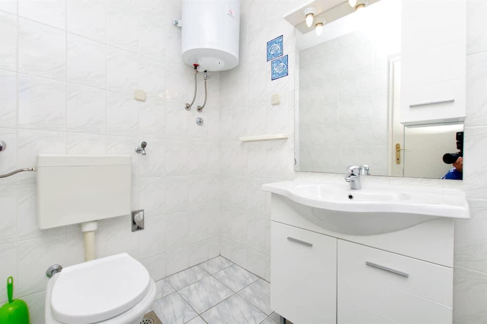 開放式客房 (A1) - 浴室