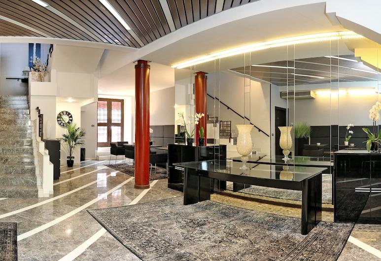 Appartamenti Alighieri, Bardolino, Lobby