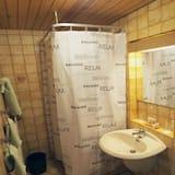 Vienvietis kambarys - Vonios kambarys
