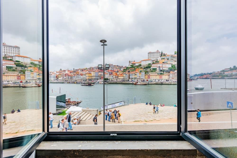 Estudio panorámico, 1 habitación, vistas al río (Douro Story I) - Imagen destacada