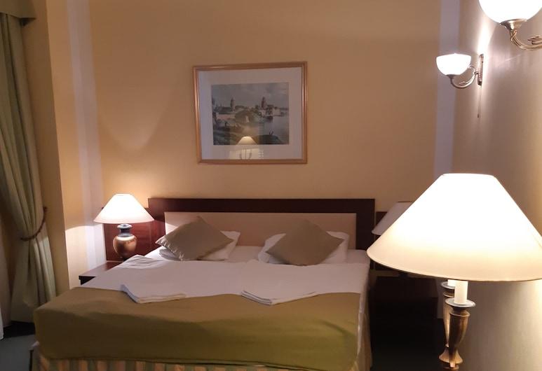 Hotel Florian Praha, Praga, Quarto casal clássico, Quarto