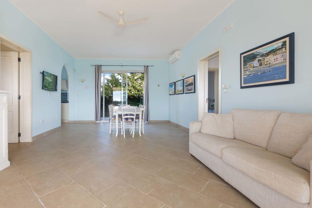 Villa Confort, 3 habitaciones - Zona de estar