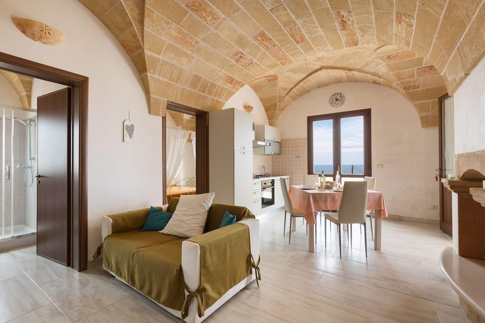 Departamento estándar, 2 habitaciones (Girasole - 1477) - Sala de estar