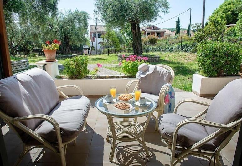利塔海蓮娜別墅酒店, 科孚島, 公寓, 2 間臥室, 露台 (Rita), 陽台