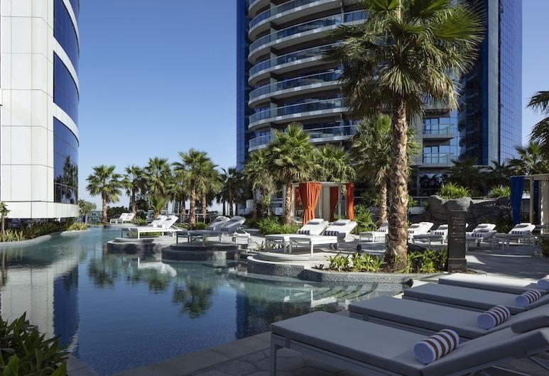 杜拜超越飯店, 杜拜, 游泳池