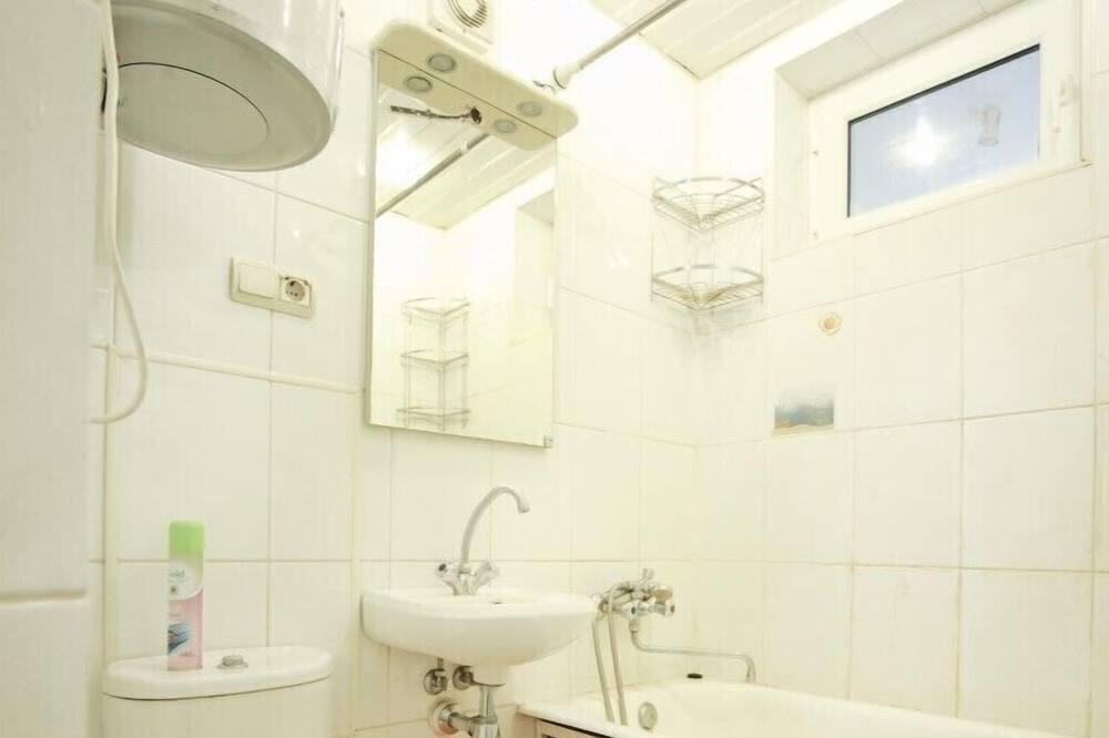 Economy Apartment - Bathroom