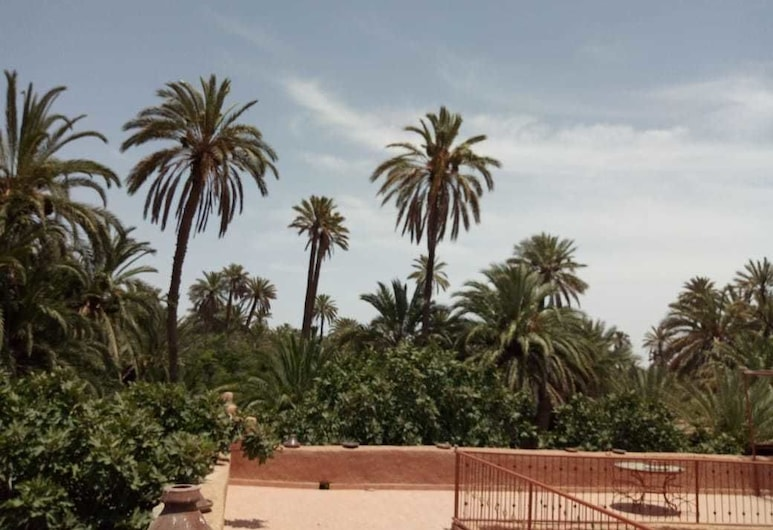 Maison Nomades, Asrir, Blick vom Hotel