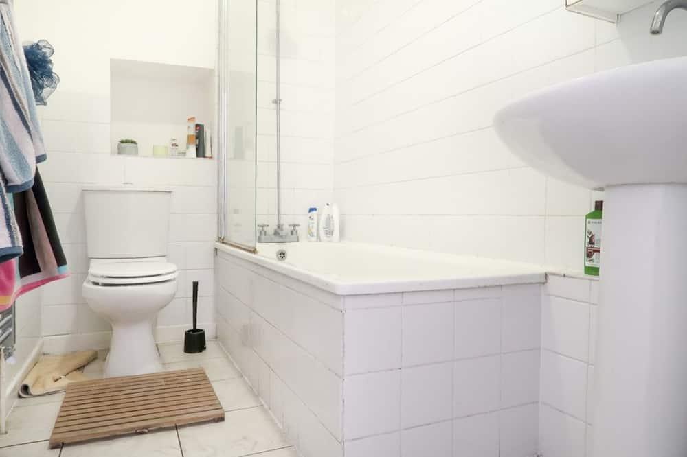 Quarto Duplo Deluxe (Room 1) - Casa de banho