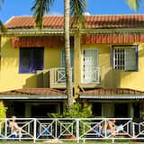 Apartment With 2 Bedrooms in Grand Baie, With Wonderful sea View, Enclosed Garden and Wifi - 10 m From the Beach