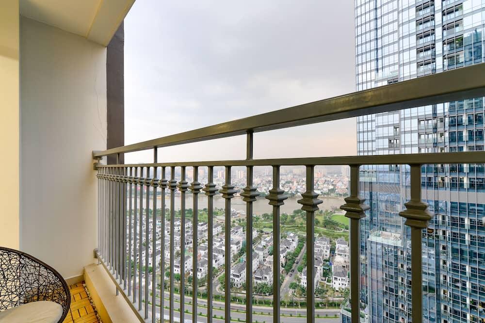 Premium Apartment - Balkoni