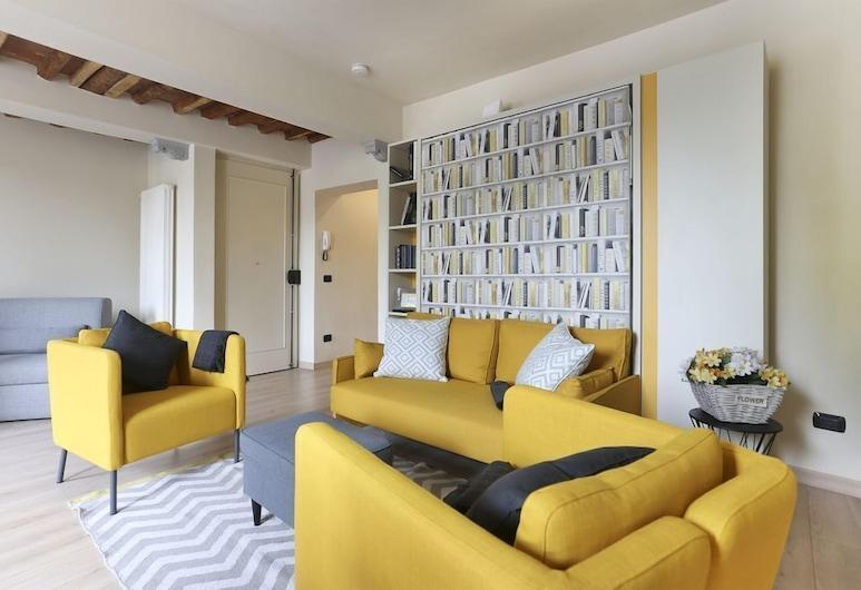 Santa Maria by Vacation in Lucca, Lucca, Apartamento, 1 Quarto, Área de Estar