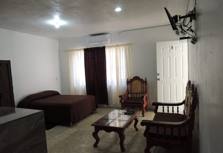 Cheapersuites Mazatlan, Mazatlan, Apartment 3, Living Area