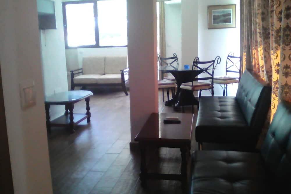 Пентхаус «люкс» - Гостиная