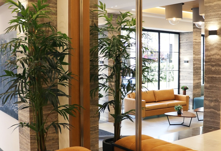 Alife Apart Hotel, Beirut, Außenbereich