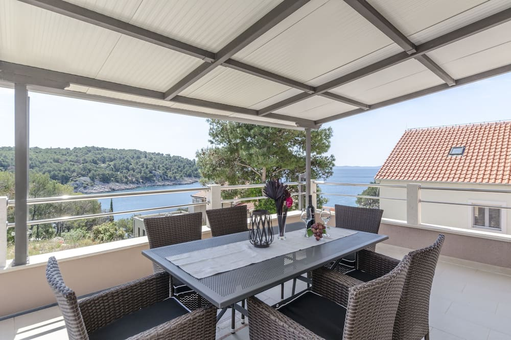 Apartment (A1) - Terrace/Patio