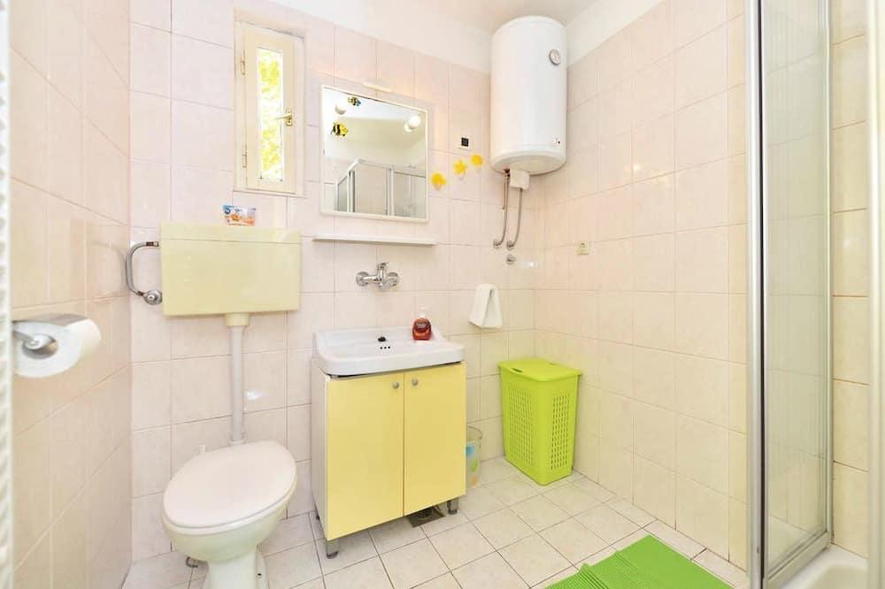 Apartment (A1) - Bathroom
