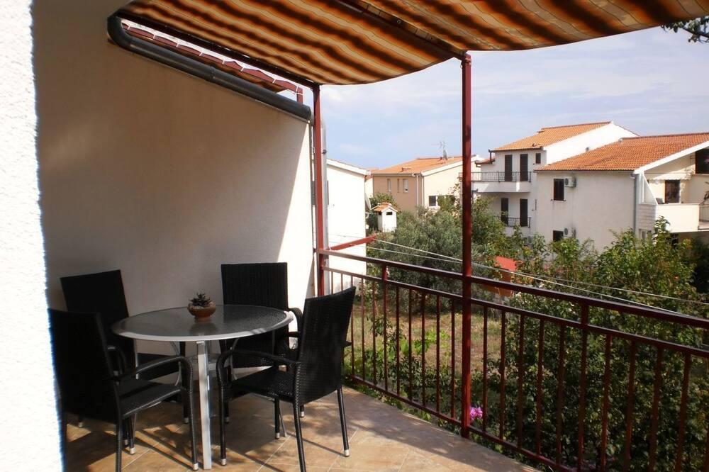Appartement (A1) - Balkon