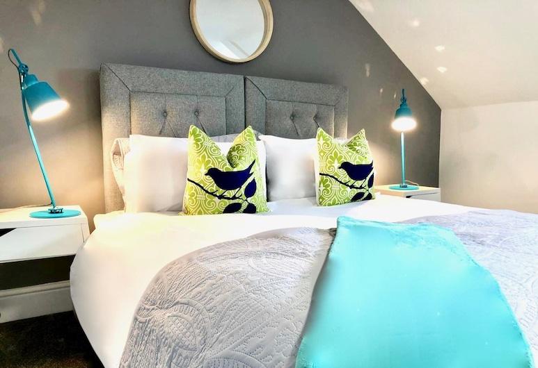 Bricksage Rooms, King's Lynn, Tek Büyük veya İki Ayrı Yataklı Oda, Ortak Banyo, Oda