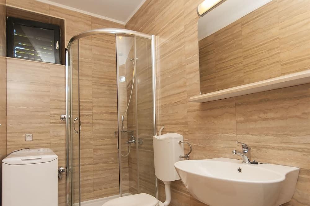 apartman (A2) - Fürdőszoba
