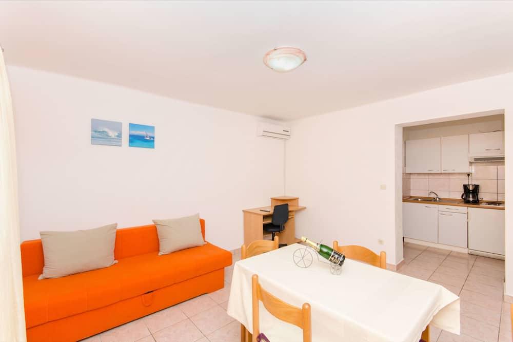 Апартаменти (A3) - Вітальня