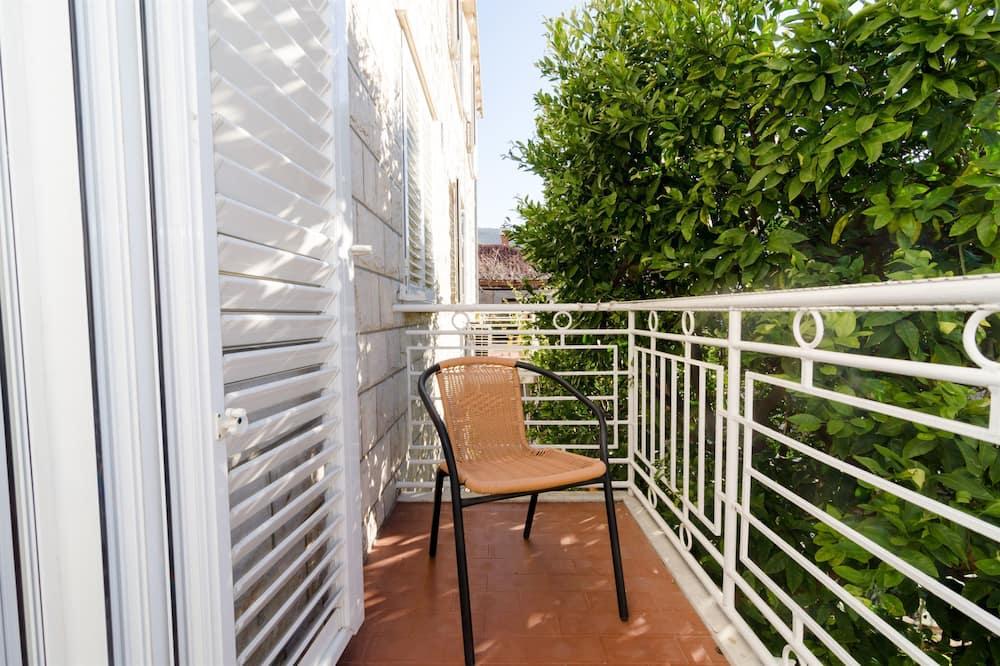 apartman (A1) - Erkély